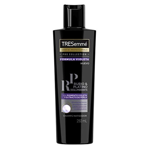 Tresemmé, Shampooing (cheveux Blond et platine) – 3 de 250 ml. (Total 750 ml.)