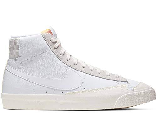 Nike Sportswear Blazer Mid Vintage '77 Herren Sneaker, Blazer Mid Vintage '77, weiß, 40 EU