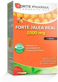 Forté Pharma Iberica Jalea Real Bio - 20 Ampollas