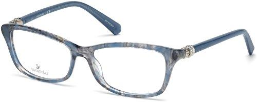 Eyeglasses Swarovski SK 5243 090 Shiny Blue