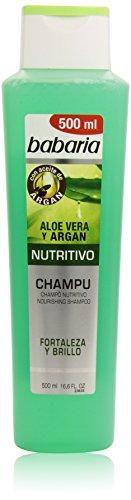 Babaria Champu Aloe Vera 500 ml