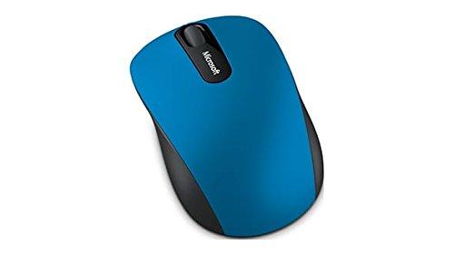 Microsoft Bluetooth Mobile Mouse 3600 (Maus, blau, kabellos über Bluetooth, für Rechts- und Linkshänder geeignet)