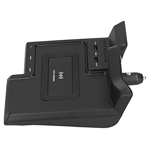 minifinker Cargador inalámbrico para automóvil, Cargador de teléfono de Carga rápida para Avalon con 2 Puertos USB3.0 para Cargar el automóvil