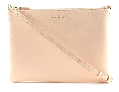 Coccinelle Mini Bag Small Clutch Nude