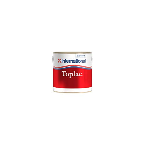 International Toplac - Pintura para barco - Rojo Rochelle