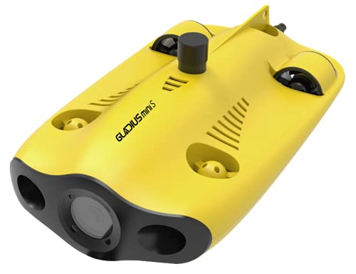 Chasing Innovation Gladius MINI S - Drone sottomarino pronto all uso (RtR) 400 mm