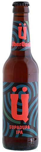 ÜberQuell - Supadupa India Pale Ale Bier 6% Vol. - 0,33l inkl. Pfand