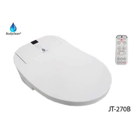 Desineo Abattant de Toilettes Japonais avec télécommande déportée + Panneau latéral WC Automatique Full Options 270B