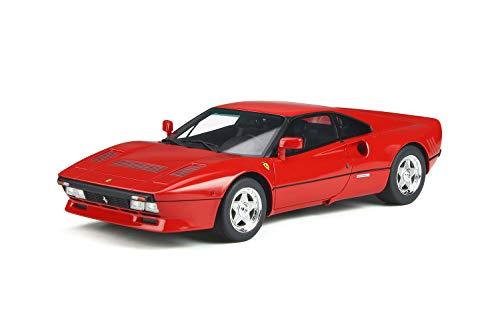GT Spirit Compatible con Ferrari 288 GTO modelo de coche rojo escala 1:18.