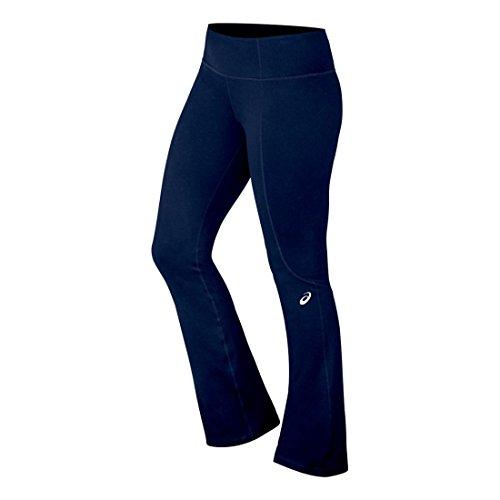 ASICS Pantalon pour Femme Petit Bleu Marine
