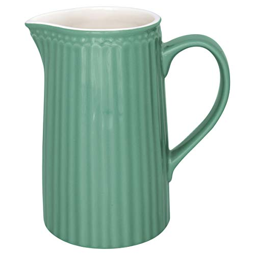 GreenGate- Krug 1 Liter - Alice Dusty Green STWJUGA1LALI4206
