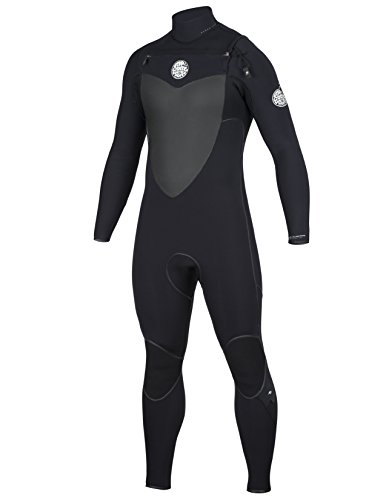 Rip Curl Flashbomb Wetsuit | Men's Full Suit Chest Zip Wetsuit for Surfing, Watersports, Swimming, Snorkeling | Lightweight, Fast Drying Design for Durability | 3/2mm
