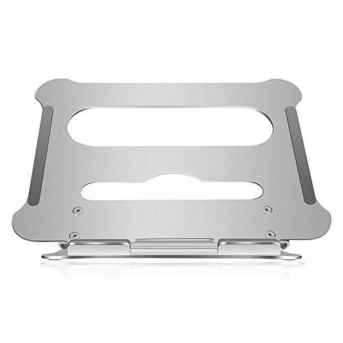 Laptop stand Portable Foldable Stand Quality Aluminum Laptop Riser Height-adjustable Ergonomic Design For A Desktop Tablet Home Office