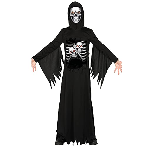 Fiestas Guirca, S.L. Disfraz de Muerte Crneos Infantil