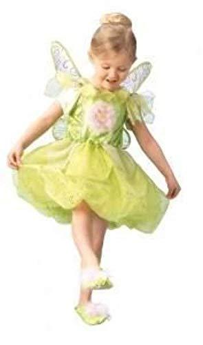 Rubies 3 883685 L- Costume da Campanellino (Taglia L: 7-8 anni)
