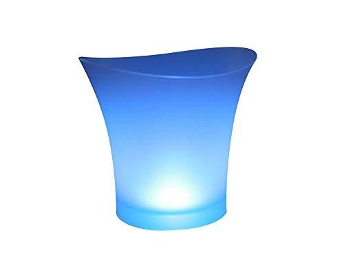 ard' Time BS-ledrd Cubo de Champán LED de plástico