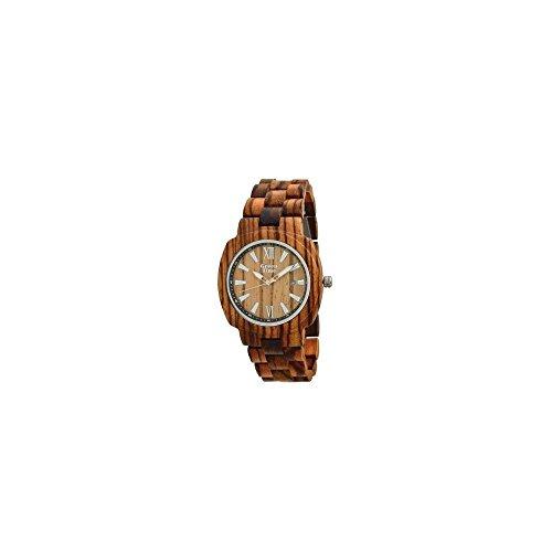 Orologio unisex in legno Green Time ZW048B collezione Spring 2017