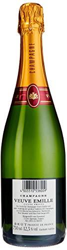 Veuve Emille Champagne Brut (1 x 0.75 l) - 2
