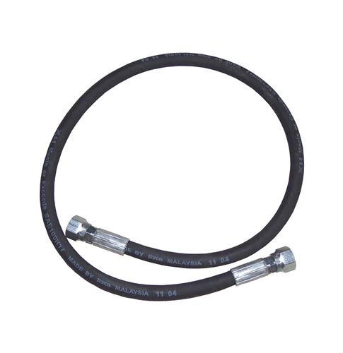 Best Price Professional Parts Warehouse Aftermarket 56831-1 Western 1/4 X 36 Hose with 3/8 FJIC E...