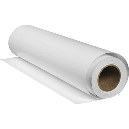 Hahnemuhle Photo Rag, 100% Rag, Smooth, Extra Bright White Inkjet Paper, 310 gsm, 17' x 39' Roll, 3' Core