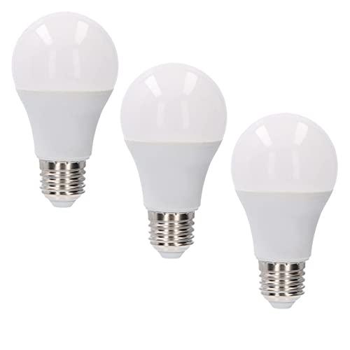 Proventa LongLife Bombilla LED 8.5W E27 806 lm blanca neutra 4000K - 3 unidades