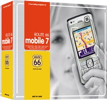 Route 66 Mobile 7 - Britain BT GPS Series 60