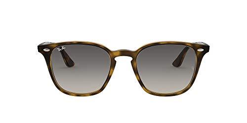 Ray-Ban Unisex-Erwachsene 4258 Sonnenbrille, Braun (Havana), 50