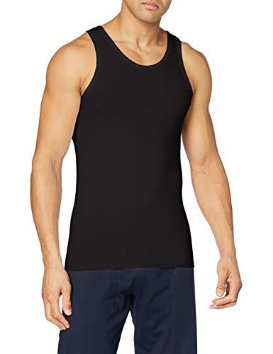 Abanderado ASA040Z, Camiseta X-Temp de tirantes para Hombre, Negro, Large (Tamaño del fabricante:L/52)