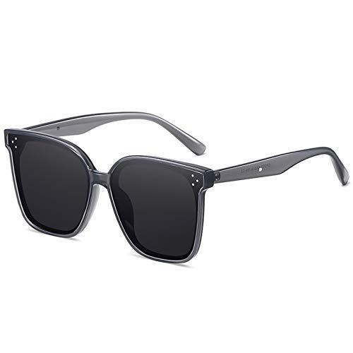 NBJSL Gafas De Sol Polarizadas Con Forma De Ojo De Gato Para Mujeres Y Hombres, Gafas De Sol Con Protección Uv Vintage (Caja De Embalaje Exquisita)