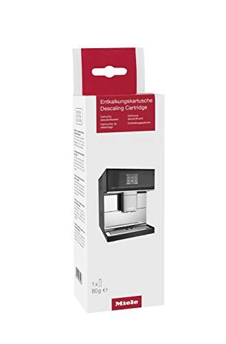 Miele Original Zubehör Entkalkungskartusche / 1 Stück / für Kaffeevollautomaten / automatische Entkalkung / hält ca. 1 Jahr