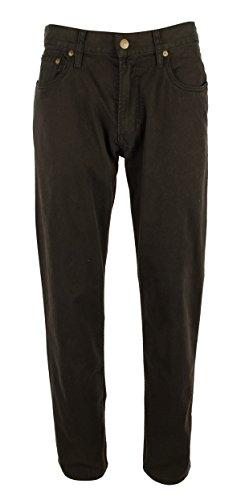 Polo Ralph Lauren Masculino Calça Chino Com Cinco Bolsos Retos-Pb-32Wx32L 32W X 32L Polo Preto