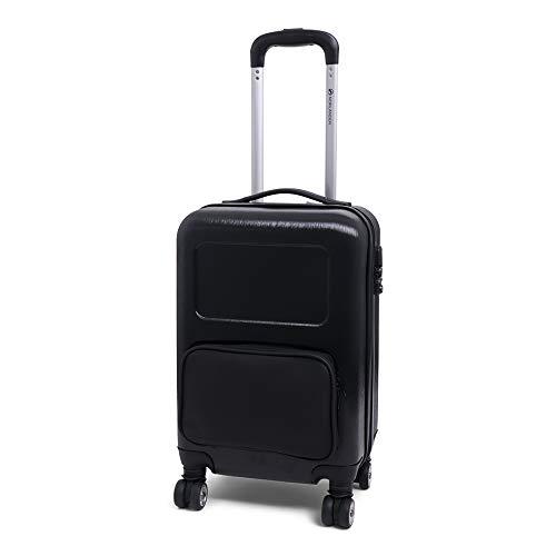CABIN Size Tasmani trolley koffer, 53 cm, 29 L, Black