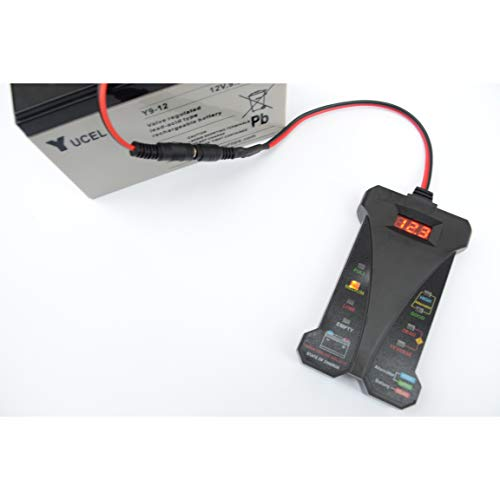 Waverunner MK1 MK2 MK3 MK4 Digital Bait Boat Battery Tester - a must have item!! works with all versions