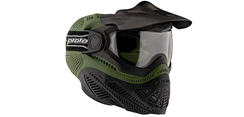 Proto Paintball Goggle FS Olive Thermal