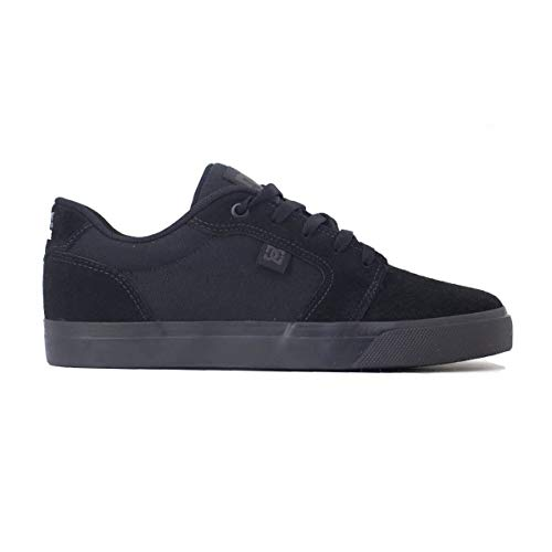 Tênis DC Shoes Anvil 2 LA Black Black