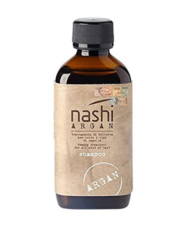 Nashi Argan Shampoo ammorbidente per tutti i Tipi Di Capelli - 200ml