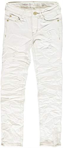 Indian Blue nova Off weiße mädchen zerstört Skinny Jeans Größe 158