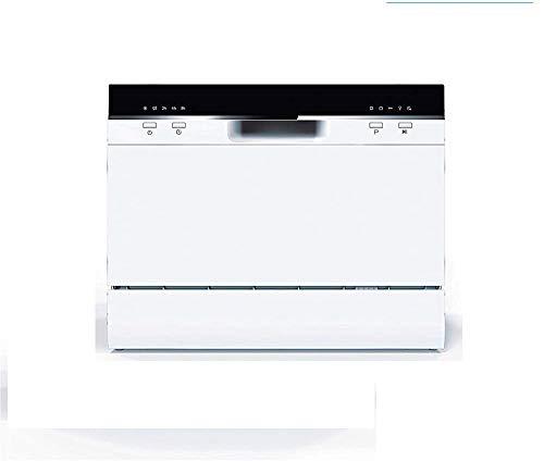Panier avec des couverts, des tasses et des assiettes peut être ajustée, mince en acier inoxydable récipient intérieur lave-vaisselle,White