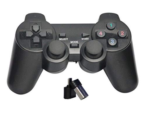 'N/A' Mando inalámbrico de dos jugadores con vibración de PC de control de doble mango de...