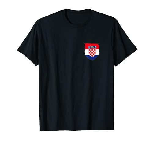Croatie Croate T-Shirt