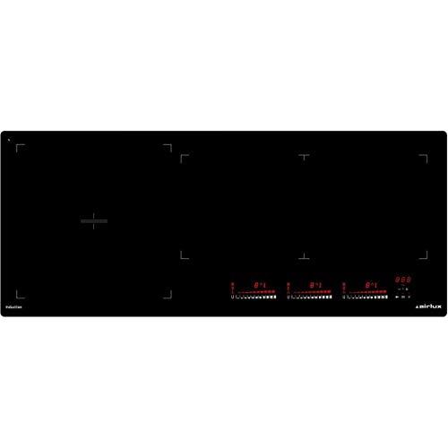 Plaque induction Airlux ATIF930BK - Plaque de cuisson 3 foyers / 3 boosters