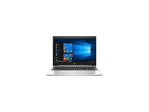 HP Probook 450 G6 15.6 Inch Full HD 1080P Professional Laptop, Intel Core I5-8265U, 8 GB RAM, 256 GB SSD, Windows 10 Pro