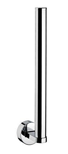 Emco 450500102 Reserverollenhalter Rondo 2 doppelt, verchromt
