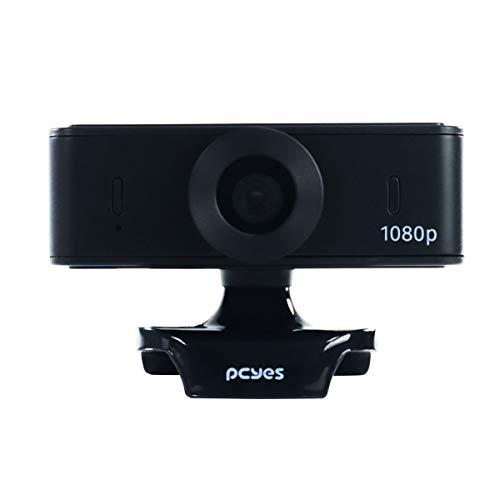 WEBCAM RAZA - PCYES FHD-02 1080P - PCYes FullHD SENSOR: CMOS para Chamadas e Gravações