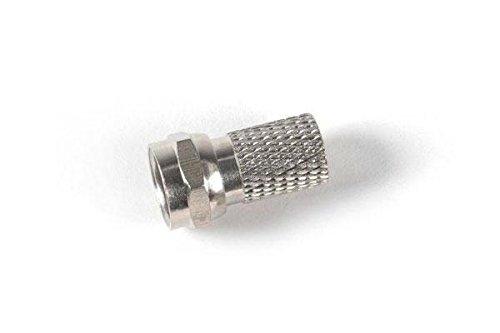 Televes 4171 - Conector coaxial f roscado para cable t-100