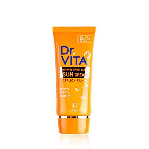 [DAYCELL] Dr.VITA Vitamin Sun Cream 50g, SPF50+/PA+++, Daily Sunscreen