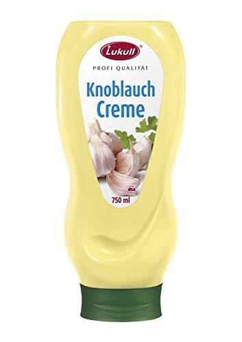 Lukull Profi Knoblauch Creme, 1er Pack (1 x 750ml)