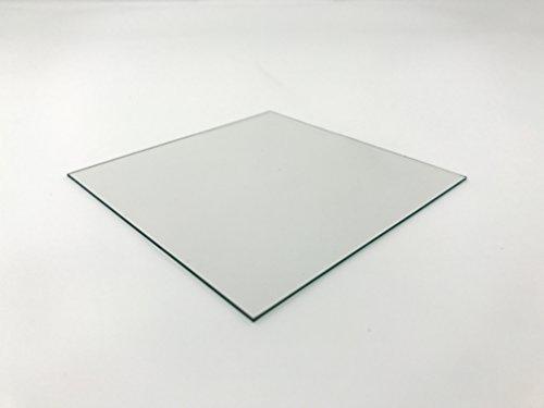 ITO indiumzinnoxid Dünnschicht-beschichtet Glas für transparent Leiter, 100 x 100 mm, 12 Stücke