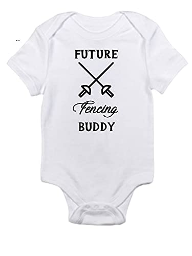Future fencing buddy baby Gerber New sales bodysuit All items free shipping onesie pick size