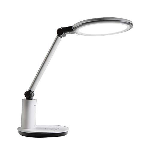 Lampes de table avec Protection des Yeux pour Enfants Lampe de Bureau à LED d'apprentissage pour Enfants de Lecture pour dortoir étudiant Lampe de Chev